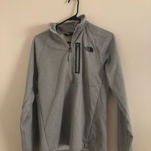 Men's Northface Quarter Zip